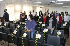 Entrega de Carteiras Pessoa Física 15-07 1° Horário