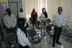 Entrega de Carteiras em Cabo Frio - 14/08/2020
