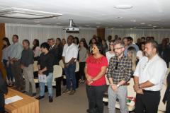 Entrega de Carteiras em Jacarepaguá 14-11-19