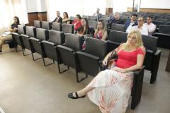 Entrega de Certificado Jurídico - 09/03/2020