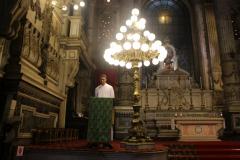 Missa do Dia do Corretor na Candelária 30-08