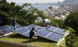 Luz de sobra para inovar e ter sustentabilidade