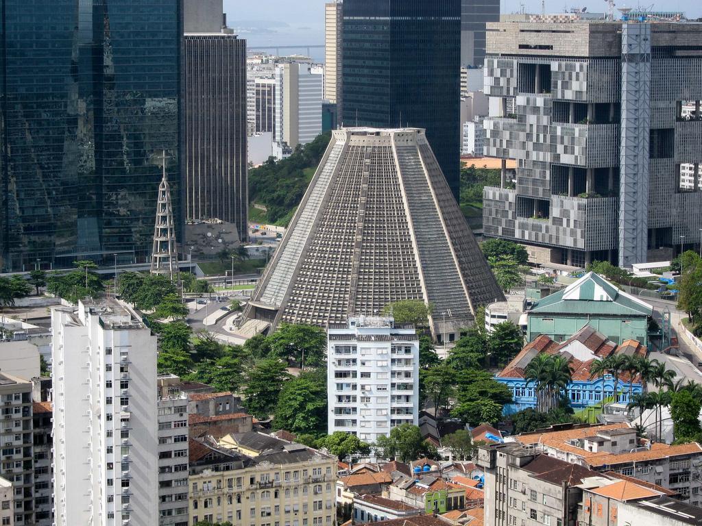 Centro do Rio ganha novos contornos