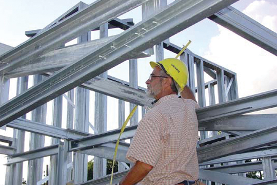 steel-frame-solução-a-seco