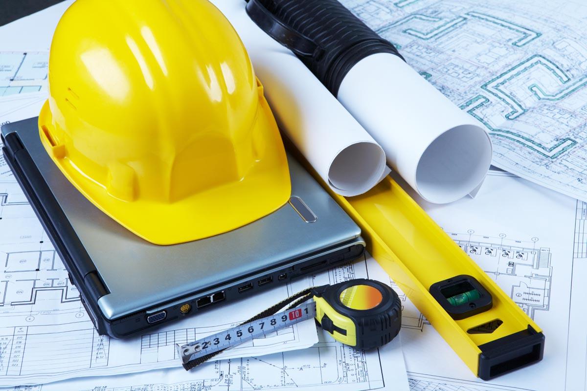 Sinais animadores na construção civil