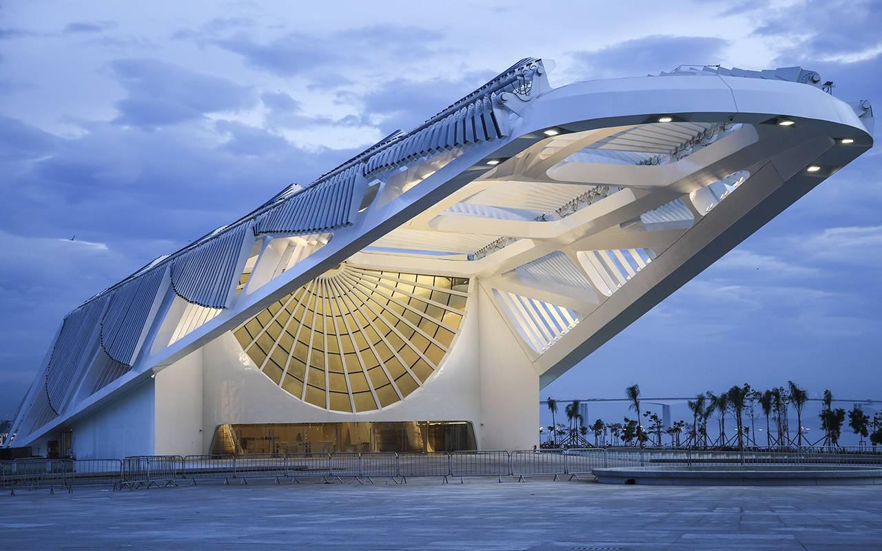 Museu do Amanhã ganha prêmio internacional por inovação verde